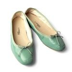 Porselli Ballet Flat - Mint Green PO-DS-27