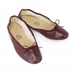 Porselli Ballet Flat - Bordeaux PO-DS-08