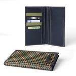 Toscanella Slim Vertical Leather Wallet 616-VA