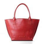 Toscanella Leather Tote, with lining 2115-VA