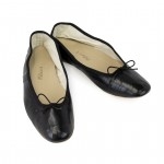 Porselli Ballet Flat - Black PO-DS-02