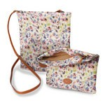Cute Leather Small Purse | Campo dei Fiori 4859-FL