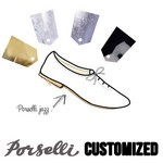 Jazz Metallic Nappa - Customized Porselli PO-JAZZ-custom-metal