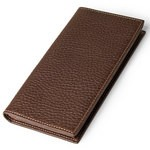Pierotucci Men's Credit Card Holder in Leather 515-BU