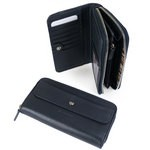 High Quality Clutch Wallet in Leather 643-VA