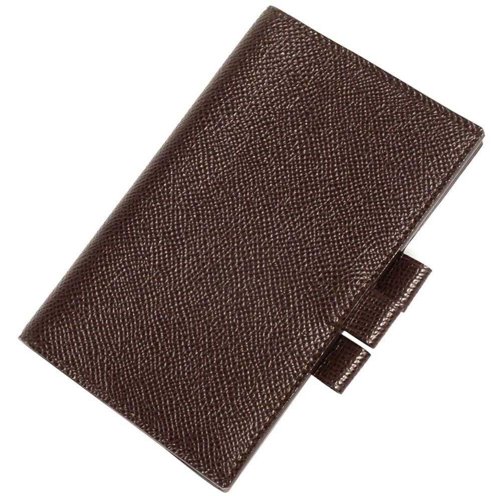 Strong Leather 12 Ring Binder Weekly Planner Insert Pen