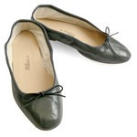 Porselli Ballet Flat - Dark Grey PO-DS-20