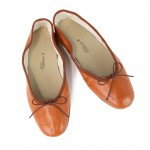 Porselli Ballet Flat - Rust PO-DS-23