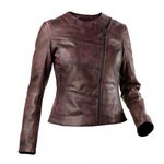 Jacket with Asymmetrical Design for Women AB368-NA