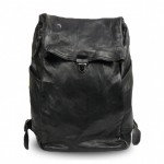 Vintage Style backpack in distressed calf leather C006080ND X0001