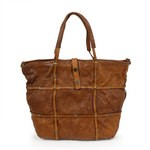Open-work Leather Shopper Tote bag by Campomaggi - C000350ND C000350ND X0024
